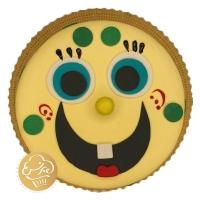 کیک تولد مینی باب اسفنجی